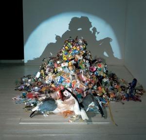 L'arte non è trash, ma il trash può diventare arte.